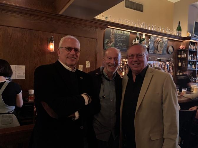 3 Jims..Jimmy Fink, Jim Brownold, Jim McGuire