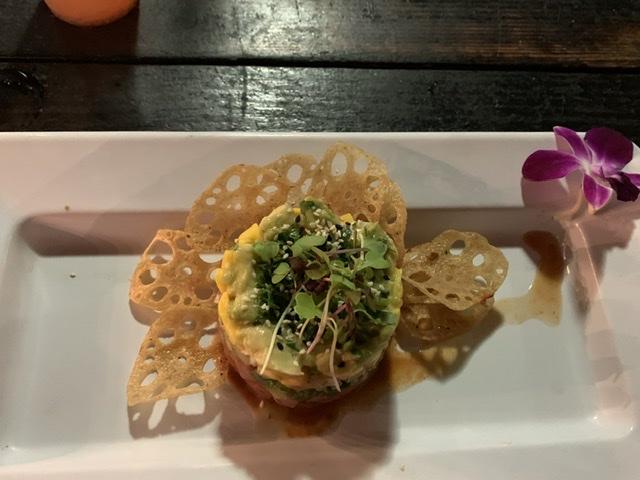 Great Tiki Bar Meals